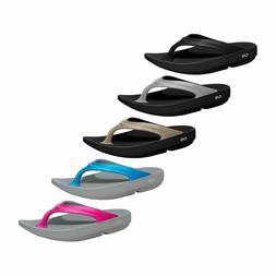 Oofos Oolala Womens Thongs - CHOOSE COLOUR & SIZE - Shoe Fli