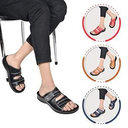 AEROTHOTIC Original Orthotic Comfort Dual Strap Sandals and