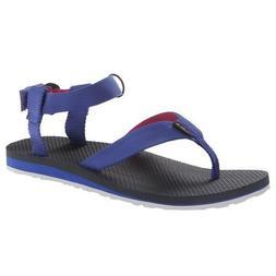 Teva Original Strap Sandals New Women's Blue/Pink Toe-Post F