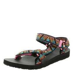 Teva Original Universal Womens Sandal Low Heel Shoes Low Hee