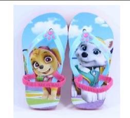Paw Patrol Girls Flip Flops / Sandals for children & kids