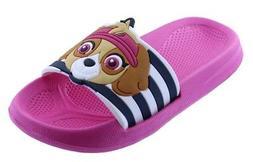 Paw Patrol little Girls Sandals / Flip Flops for children &