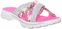 Skechers Performance Womens Go Walk Fiji Flip Flop- Select S