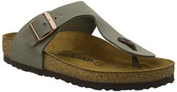 Birkenstock Ramses, Unisex-Adults' Sandals, Stone, 7.5 UK