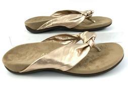 Vionic Rest Pippa Women's Supportive Leather Sandals Flip Fl
