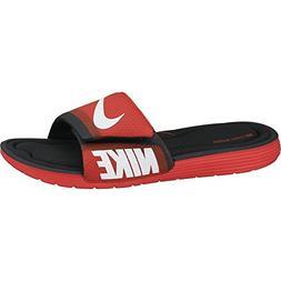 Men's Nike 'Solarsoft Comfort Slide' Sandal, Size 7 M - Red