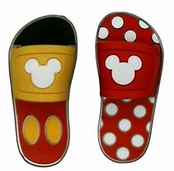 sandals flip flops mickey and minnie 2