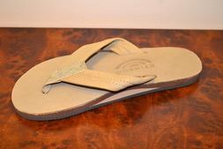 Rainbow Sandals-Womens Small Sierra Brown-5.5 to 6.-Top Q5ua