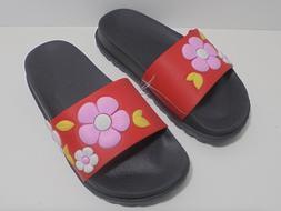 Slide Sandals / Slipper Flip Flops For Girls / Kid Size 4.5