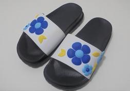 Slide Sandals / Slipper Flip Flops For Girls / Kid Size 3.5