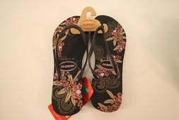 Havaianas Slim Flip Flops Womens Multiple Sizes & Colors, Ne