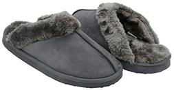 ULTRAIDEAS Soft UnisexWarm Winter Plush Fur Suede Slip-Resis