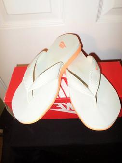 Nike South Beach Celso Flip Flops Size 10 Women's