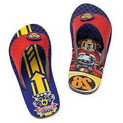 store mickey mouse boy flip flops sandals