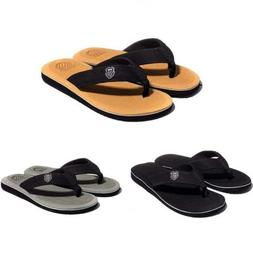 Summer Leisure Men's Flip Flops Beach Slippers Shoes Cosy Ma