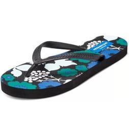Marimekko for Target Women's Flip Flops Kukkatori Print Blue