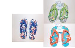 The Children's Place Toddler Boys Flip Flops Sandals 3 Choic