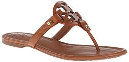 Women's Tory Burch 'Miller' Flip Flop, Size 10 M - Brown