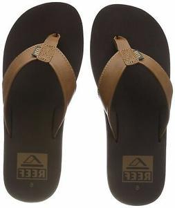 Reef Twinpin Mens Sandals | Comfortable Mens Flip Flops 11 B