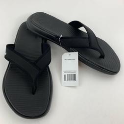 Nike Ultra Celso Thong Men's Flip Flops Sandals Black Whit