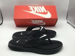 Nike Ultra Comfort Thong Men's Size 8 916831-001 Flip Flops