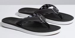 Vans UltraCush Sea Esta Flip Flops Size 12 Thong Sandals Che