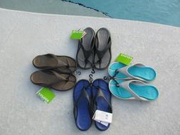 Crocs Unisex Athens Flip Flop - SIZE 7/9 Sz 7 / Sz 9  Choose