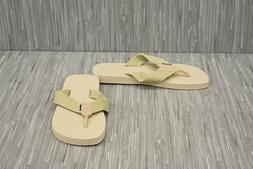 +Havaianas Urban Basic Flip Flops - Men's Size 8M - Beige
