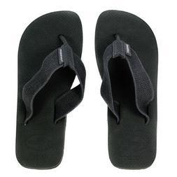 Havaianas Urban Basic Mens Flip Flops Black/Grey
