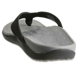 Vionic Unisex Wave Toe Post Sandal, 8 B US Women / 7 D US Me