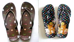 Wholesale 2 Pairs of Flip Flops Shoes Sandals for Big Kids G