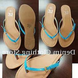 Women Lady Hot Summer Comfort Casual Thong Flat Flip Flops S