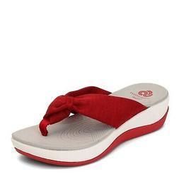 Women's Clarks, Arla Glison Thong Sandals
