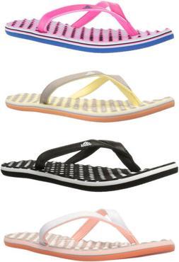 adidas Women's Eezay Flip-Flops, 4 Colors