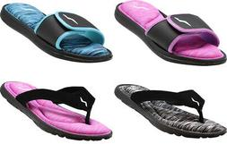 NORTY - Women's Memory Foam Footbed Sandals - Casual for Bea