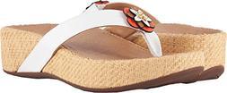 Vionic Women's, Mimi Low Heel Sandals White 11 M