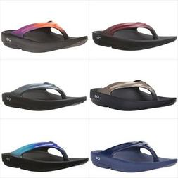 Women's OOlala Thong Flip Flop Synthetic Lower Back Comfort