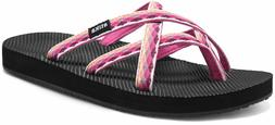 ATIKA Women's Sandals, Water Beach Flip Flops, Arch Support