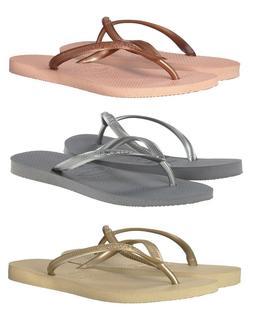 Havaianas Women's Slim Sandal Flip Flops #4000030