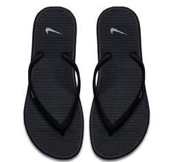 Women's Nike SOLARSOFT THONG 2 Flip Flops Sandals  488161 01