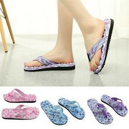 Women's Summer Beach Flip Flops Shoes Sandals Slipper indoor