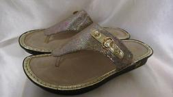 "WOMEN`S ALEGRIA ""VANESSA"" SANDALS SIZE 42  M NEW #VAN-680"