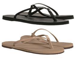Havaianas Women's You Metallic Flip Flops #4135102