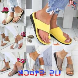 women shoes platform toe ring slippers sandals