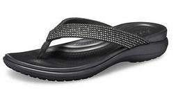 Crocs Women's Capri V Diamante Flip