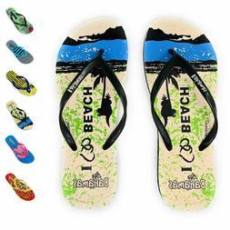 Bahamas Womens Flip Flops Premium Comfort Thong Sandals Slip