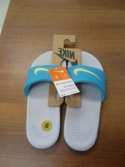 Womens Nike Sandals Slide-on Flip Flops Black US Size 8