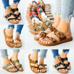 Womens Summer Beach Flip Flops Sandals Shoes Ladies Flat Ind